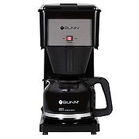 BUNN® Velocity Brew® Black 10 cupCoffee Brewer