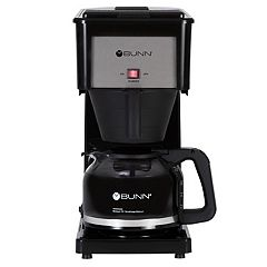 BUNN® Velocity Brew® Black 10-Cup Coffee Brewer