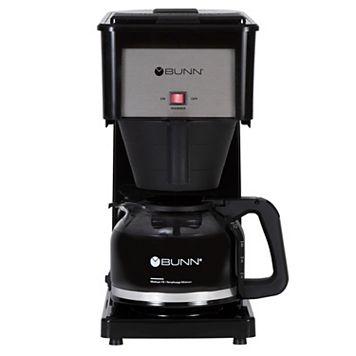 BUNN® Velocity Brew® Black 10-Cup Coffee Brewer
