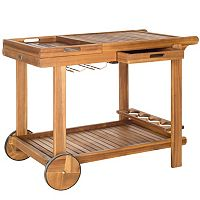 Safavieh Orland Tea Trolley