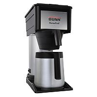 BUNN® Velocity Brew® 10-Cup High Altitude Thermal Carafe Coffee Brewer