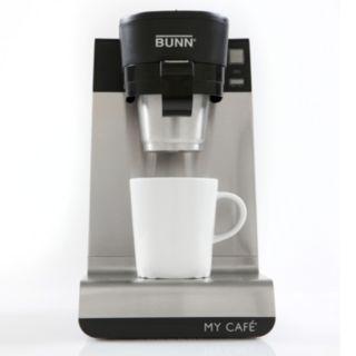 Bunn My Café Single-Serve Coffee Maker