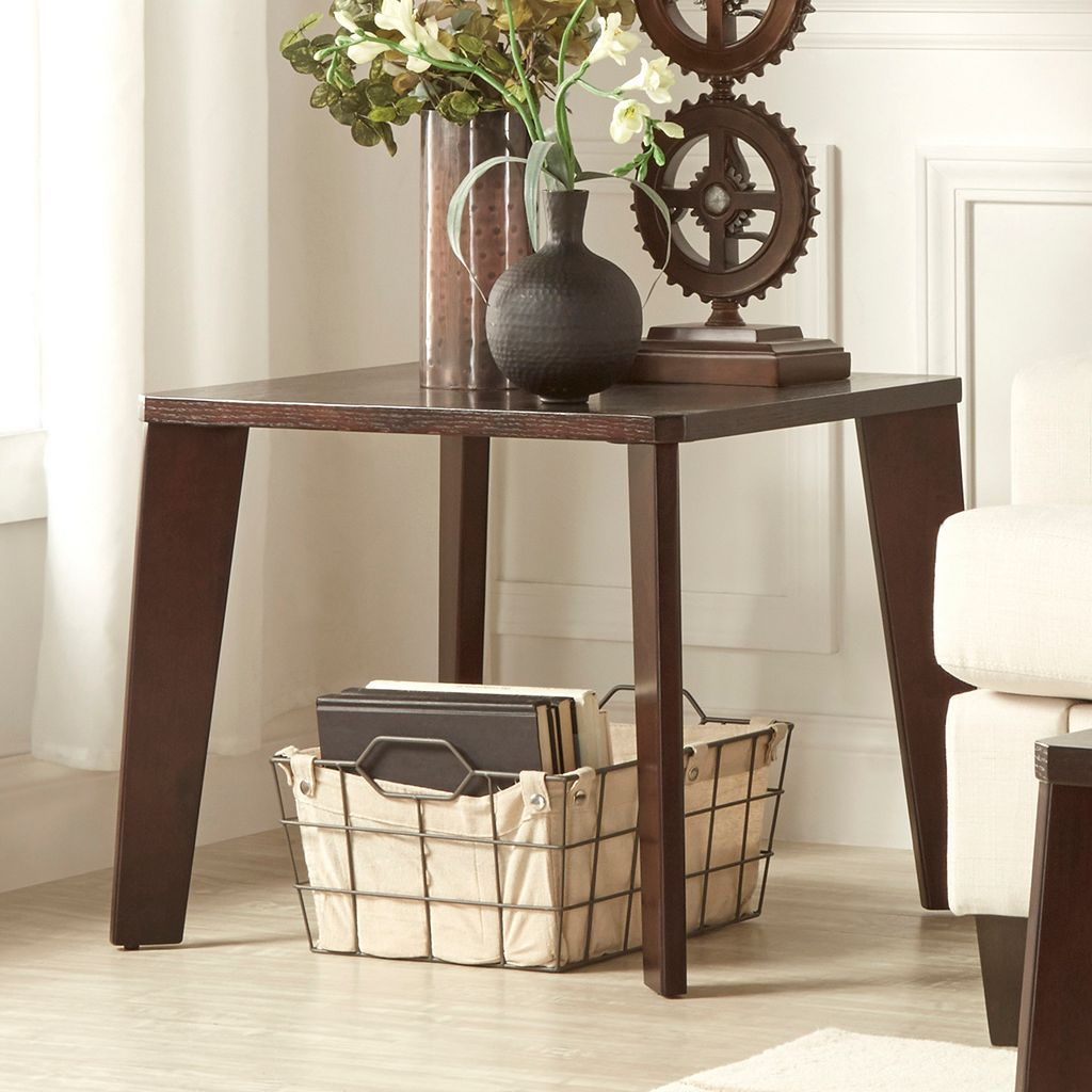 HomeVance 3-piece Allegra Occasional Table Set