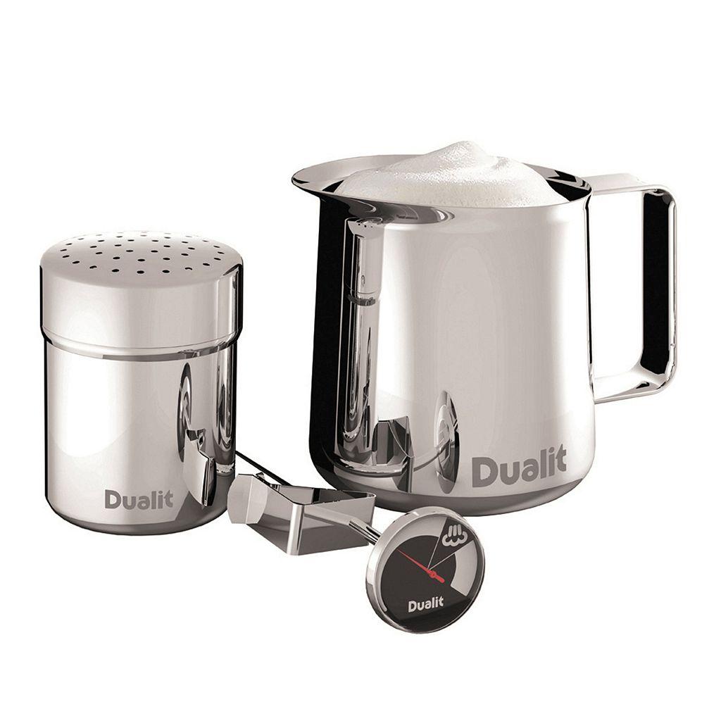 Dualit 3-pc. Barista Coffee Set