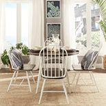 HomeVance 5-piece Grayson Windsor Dining Set