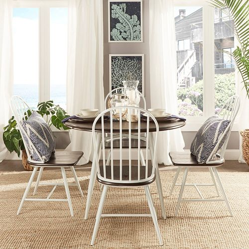 HomeVance 5-piece Grayson Windsor Dining Set