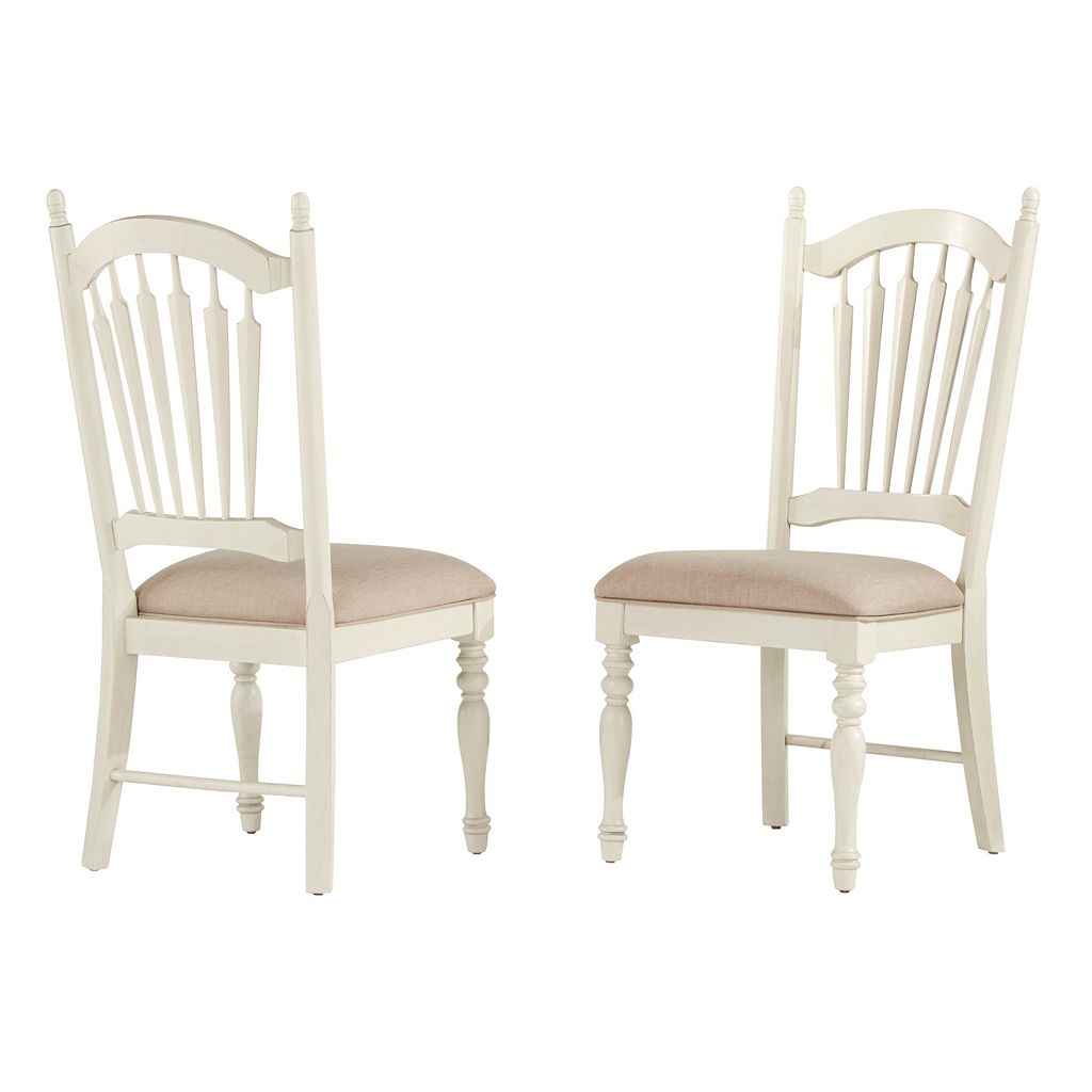 HomeVance 2-piece Cottage Row Dining Chair Set