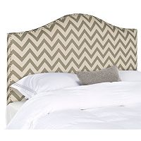 Safavieh Connie Chevron Headboard