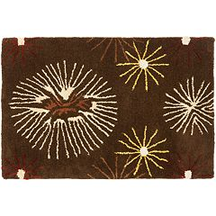 Safavieh Soho Abstract Burst Wool Rug