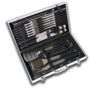 BergHOFF Eclipse 33-pc. BBQ Utensil Set