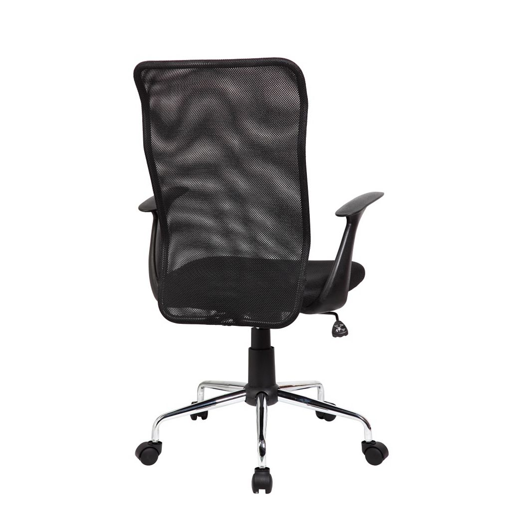 Techni Mobili Mesh Back Assistant Desk Chair
