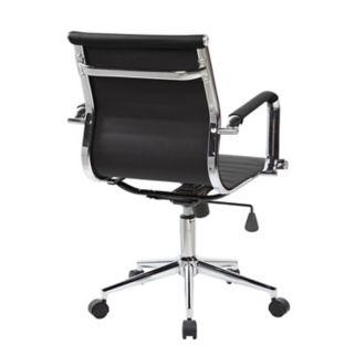 Techni Mobili Modern Executive Desk Chair