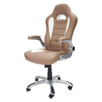 Techni Mobili Sport Race Executive Desk Chair