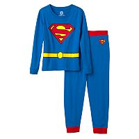 Boys DC Comics Superman 2 pc Pajama Set