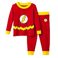 Boys DC Comics The Flash 2-Piece Pajama Set