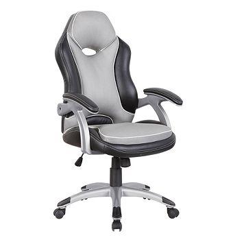 Techni Mobili High Back Racer Series Desk Chair