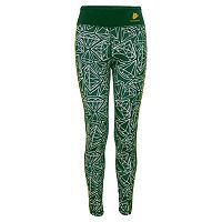 Girls 7-16 Oregon Ducks Diamond-Cut Leggings