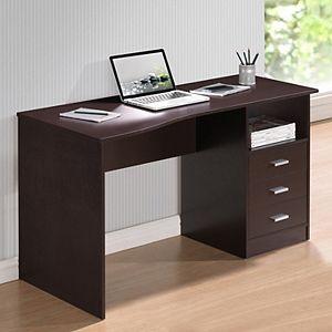 Techni Mobili Classy 3-Drawer Computer Desk