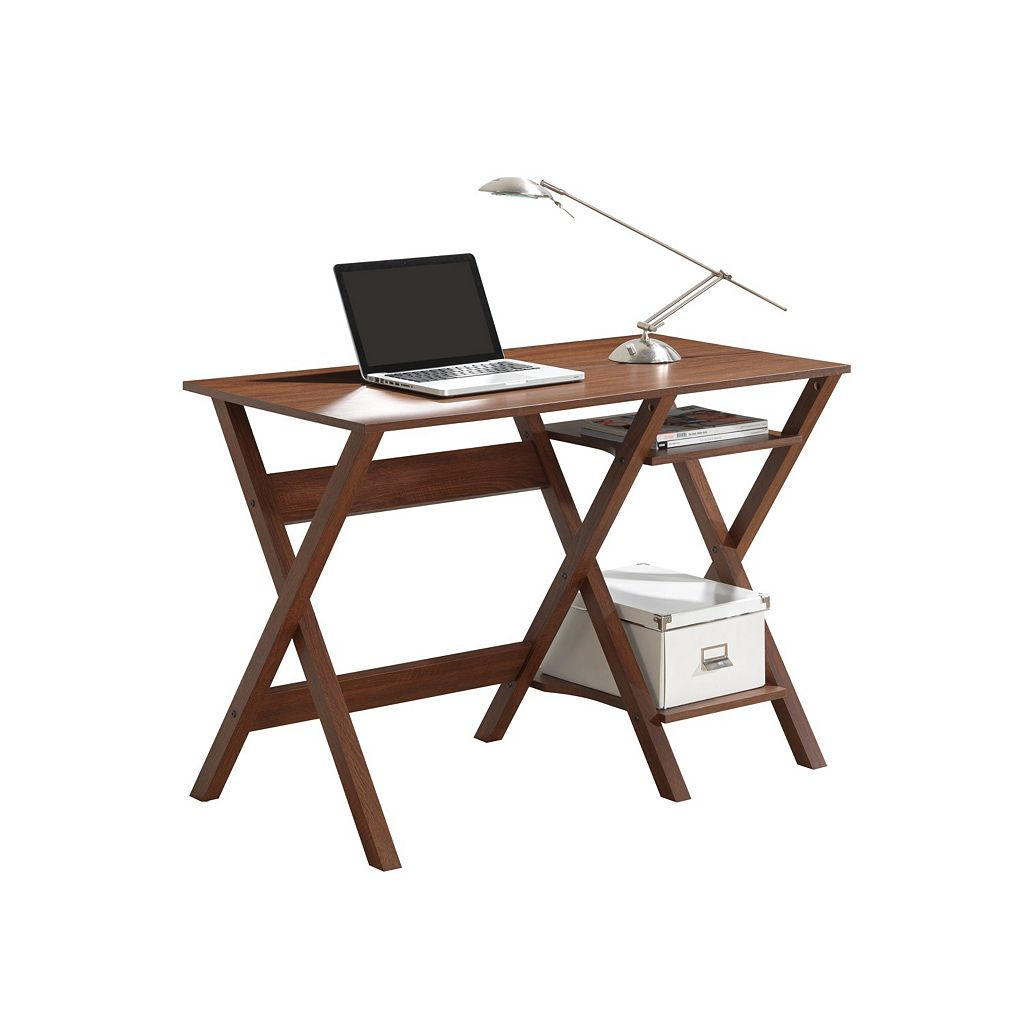 Techni Mobili Stylish Workstation Computer Desk