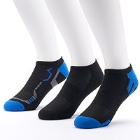 Men's Tek Gear 3-pack Performance No-Show Socks