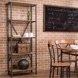 Baxton Studio Lancashire Bookcase