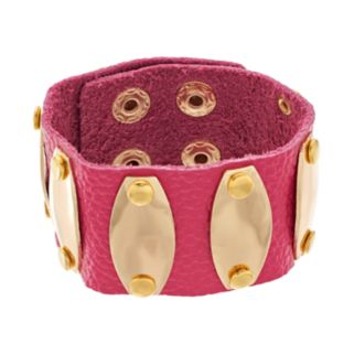 GS by gemma simone Atomic Age Collection Cuff Bracelet