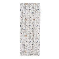 Mockingbird Window Curtain - 55'' x 84''