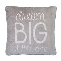 Daniella ''Dream Big'' Throw Pillow