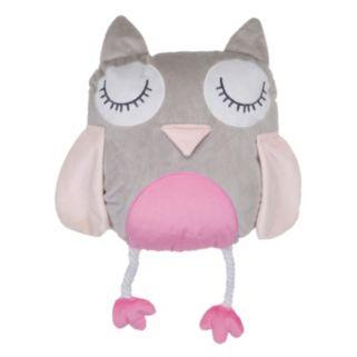 Daniella Owl Throw Pillow