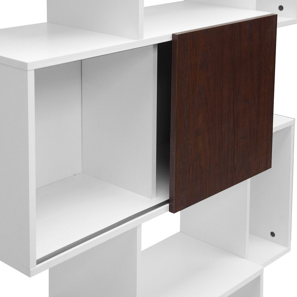 Baxton Studio Harriette Bookcase