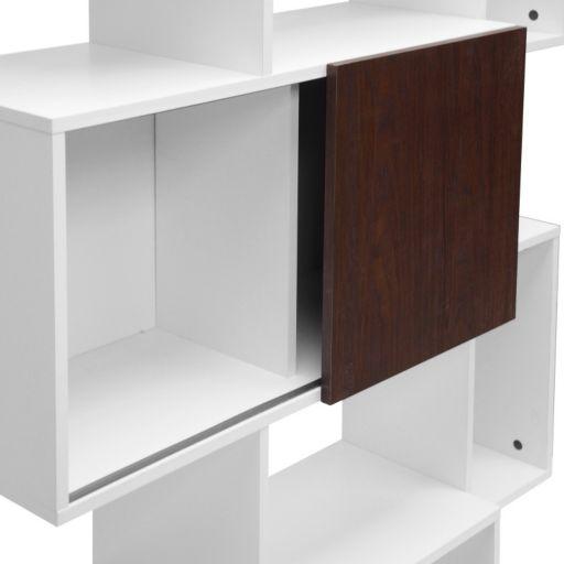 Baxton Studio Harriette Bookcase