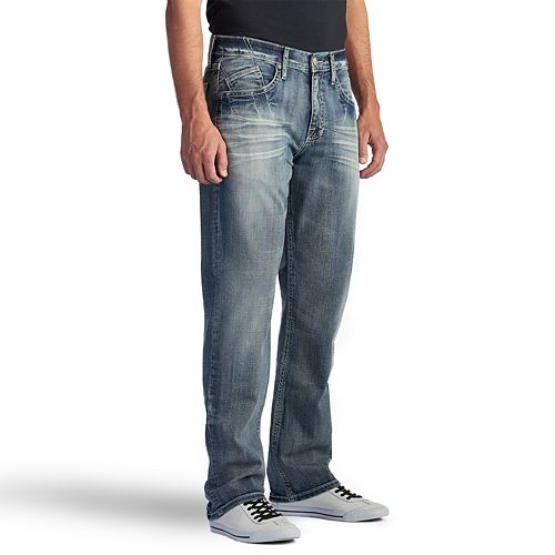 Men's Rock & Republic® Stretch Straight Relaxed-Fit Jeans