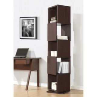 Baxton Studio Ogden Bookshelf