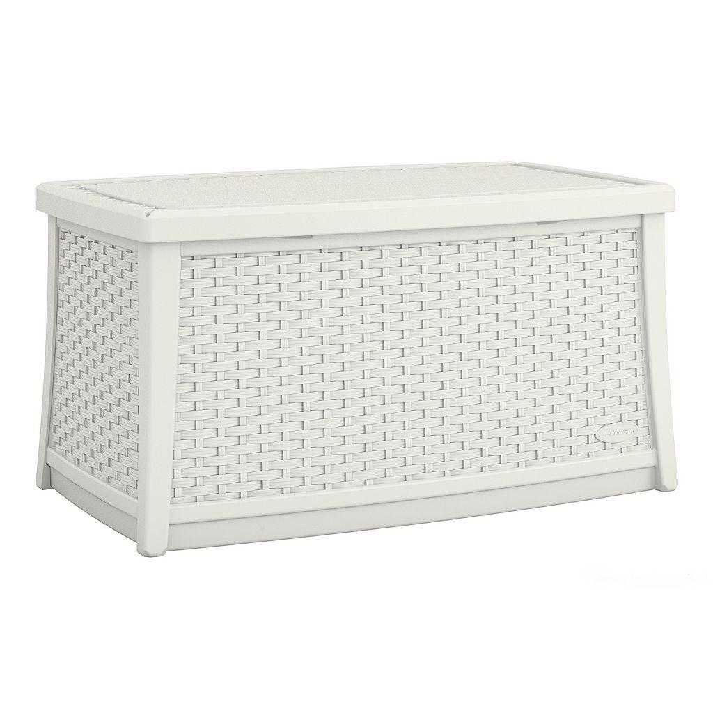 Suncast 30-Gallon Outdoor Storage Box