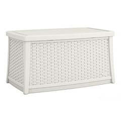 Suncast 30-Gallon Outdoor Storage Box
