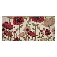 Brumlow Mills Fancy Floral Rug