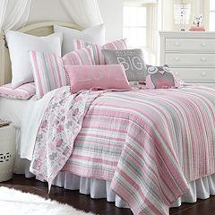 Daniella Reversible Quilt Set by