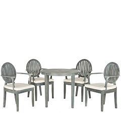Safavieh Chino 5 pc Outdoor Dining Set
