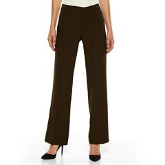 Womens Brown Pants - Bottoms, Clothing | Kohl's