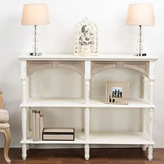 Baxton Studio Touraine French Accent Console Drapier