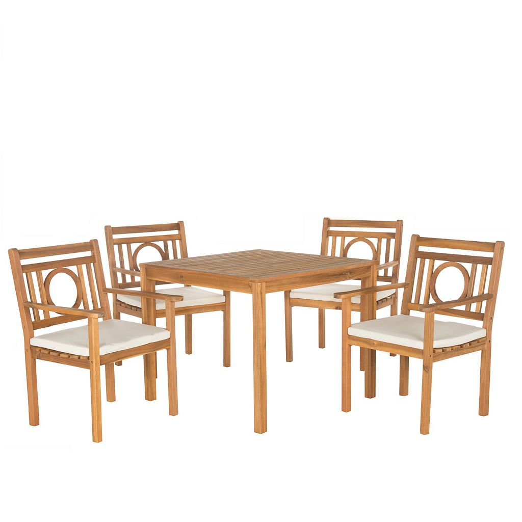 Safavieh Montclair 5-piece Outdoor Dining Set