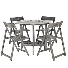 Safavieh 5 pc Kerman Outdoor Table Set