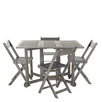 Safavieh 5-piece Arvin Outdoor Table Set