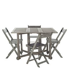 Safavieh 5 pc Arvin Outdoor Table Set