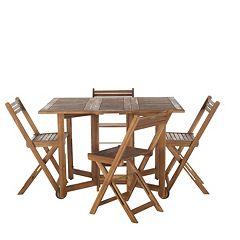 Safavieh 5 pc Arvin Outdoor Table Set