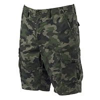 Men's SONOMA Goods for Life™ Lightweight Herringbone Camo Cargo Shorts