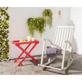 Safavieh Clayton Outdoor Rocking Chair