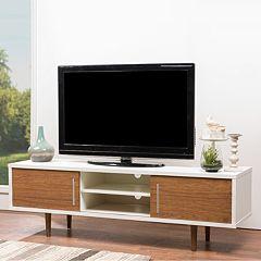 Baxton Studio Gemini TV Stand