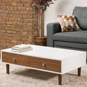 Baxton Studio Gemini Coffee Table