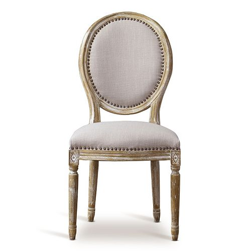 Baxton Studio Clairette French Accent Dining Chair